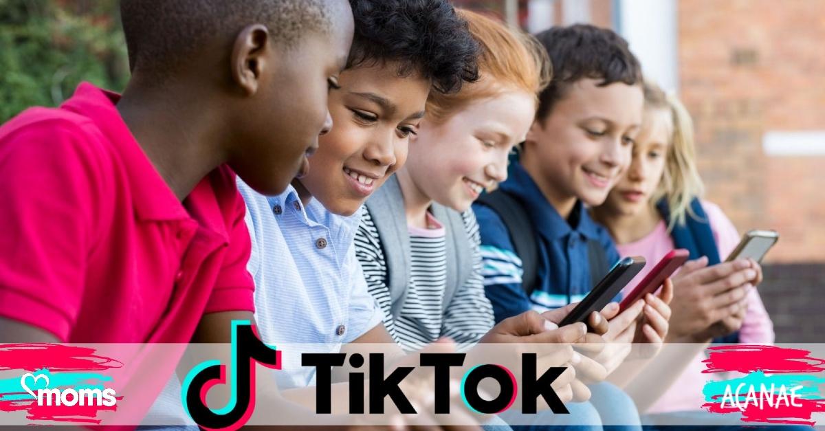 TikTok aumenta la privacidad de las cuentas de menores, pero, ¿qué edad tienen tus hijos en la red social?