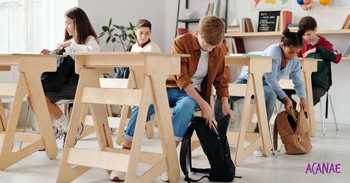 I Estudio Nacional sobre la Educación Emocional en los Colegios en España (2021)
