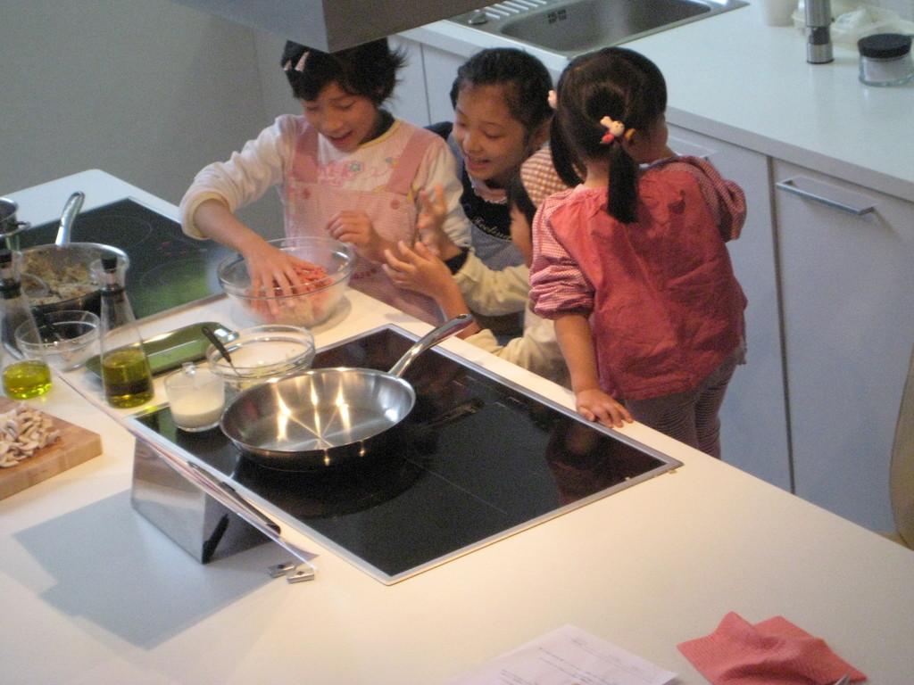 Kids lesson Autamn 2010