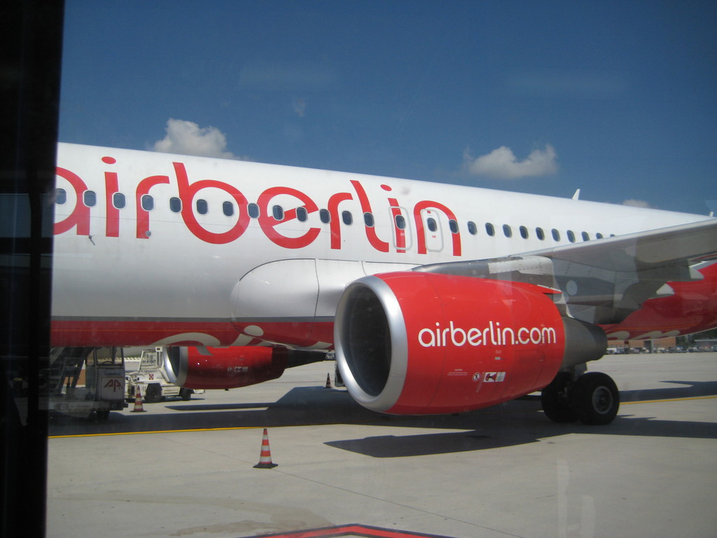 Airberlin is a very reasonable and compfortable airplain.