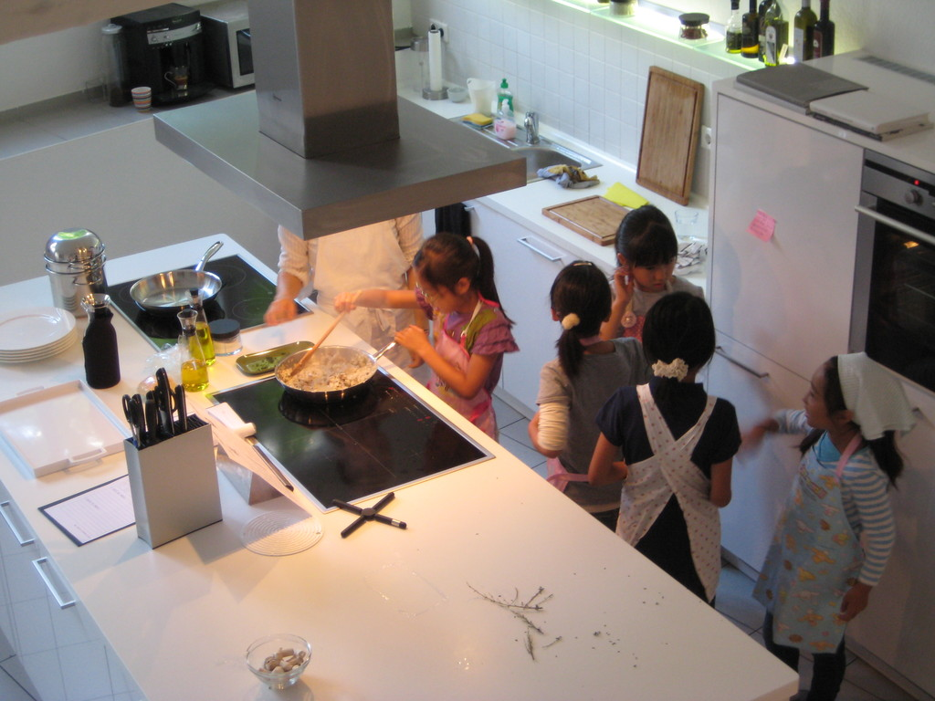 Kids lesson Summer 2010