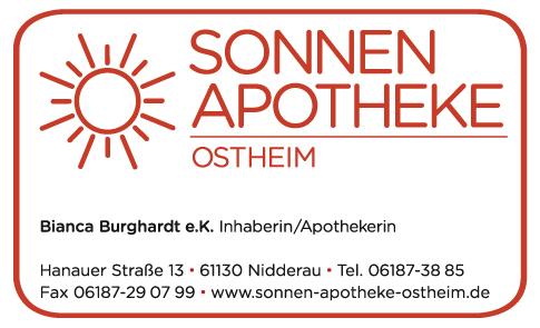 Sonnen Apotheke Nidderau