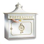 Guss-Briefkästen Schlossdoktor Schlüsseldienst Schlossnotdienst Einbruchschutz Hamburg