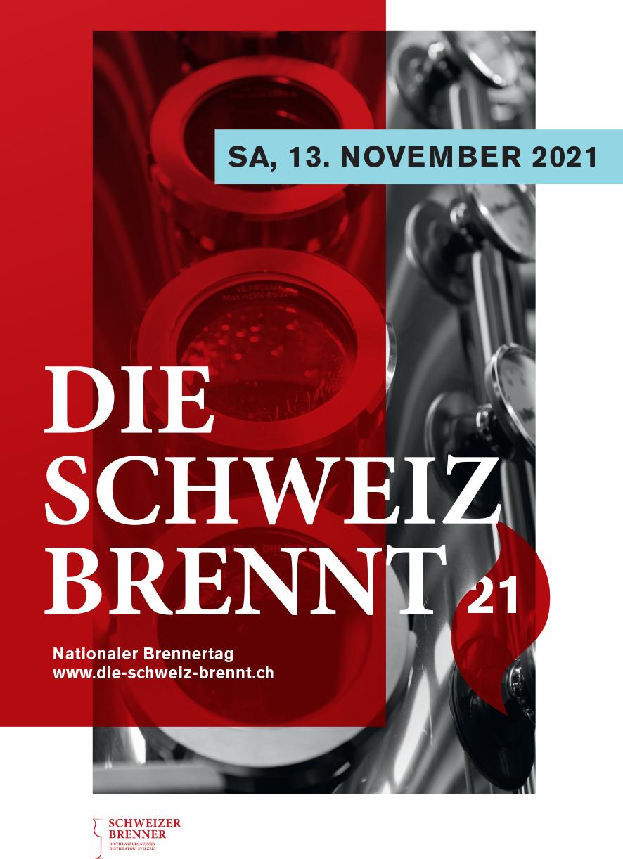 La Suisse distille ! - le 13 novembre 2021