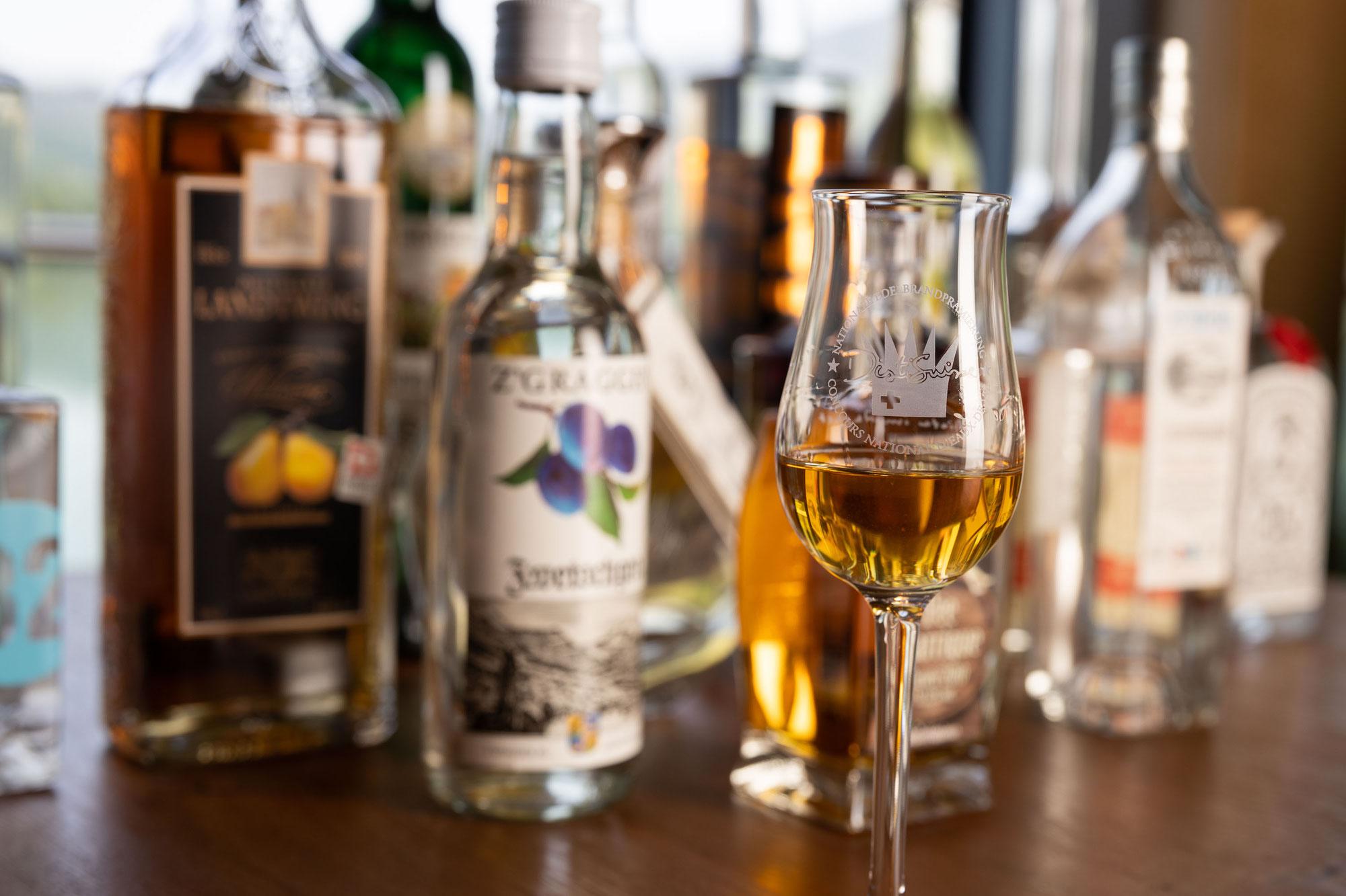 Recul d'au moins 20 % des ventes de boissons spiritueuses