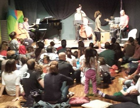Concerti per bambini da 0 a 3 anni