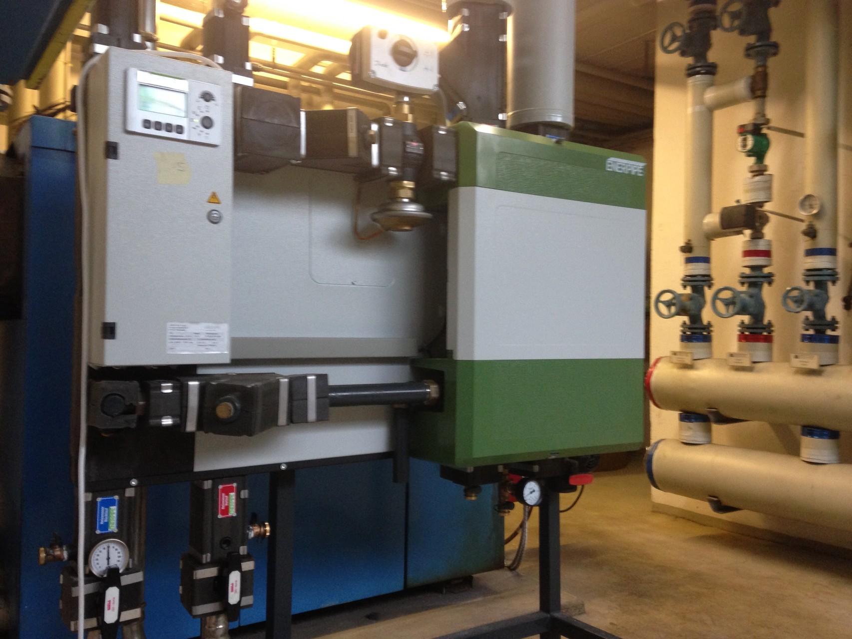 Übergabestation 150 kW