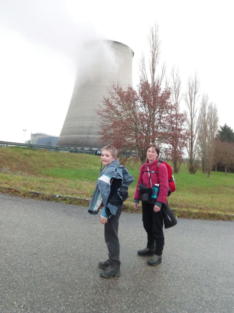 Centrale nuvcléaire de Belleville