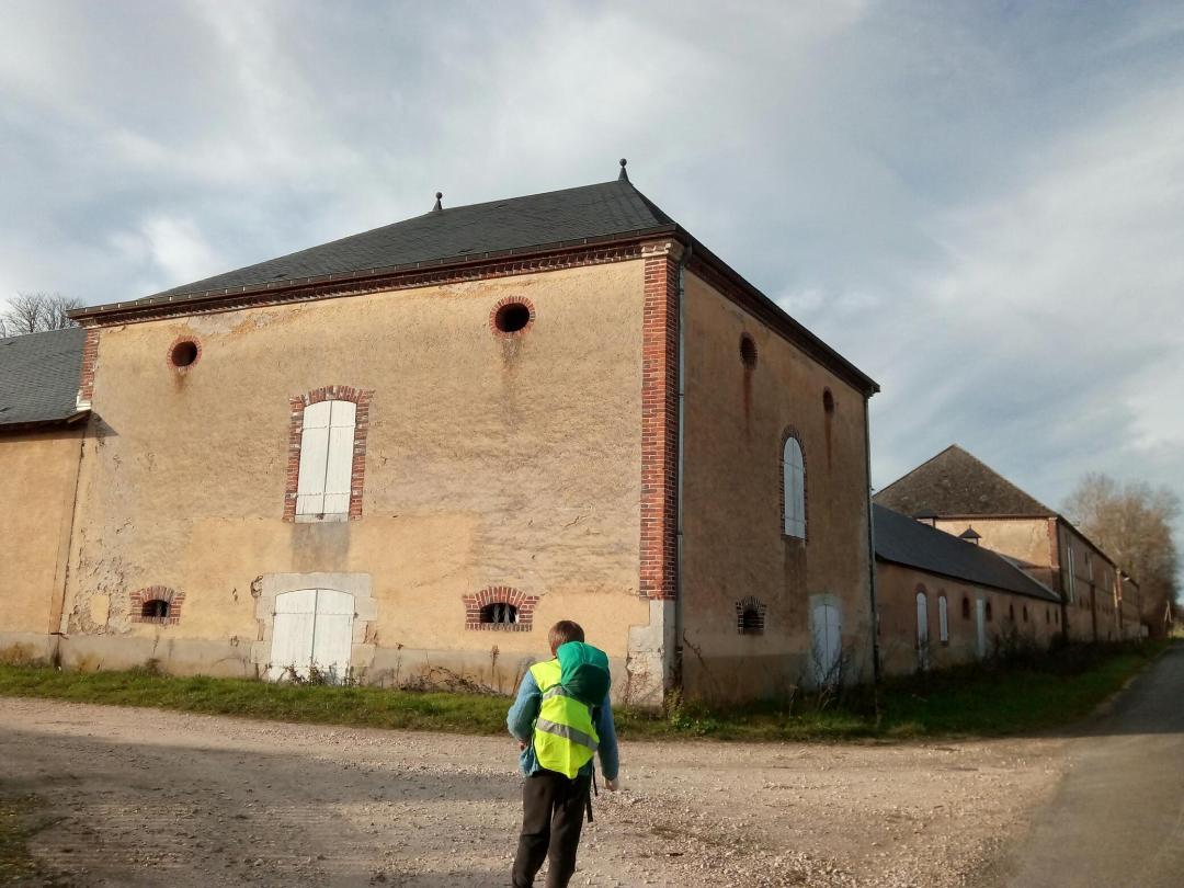 De Saint Firmin à Nogent sur Vernisson
