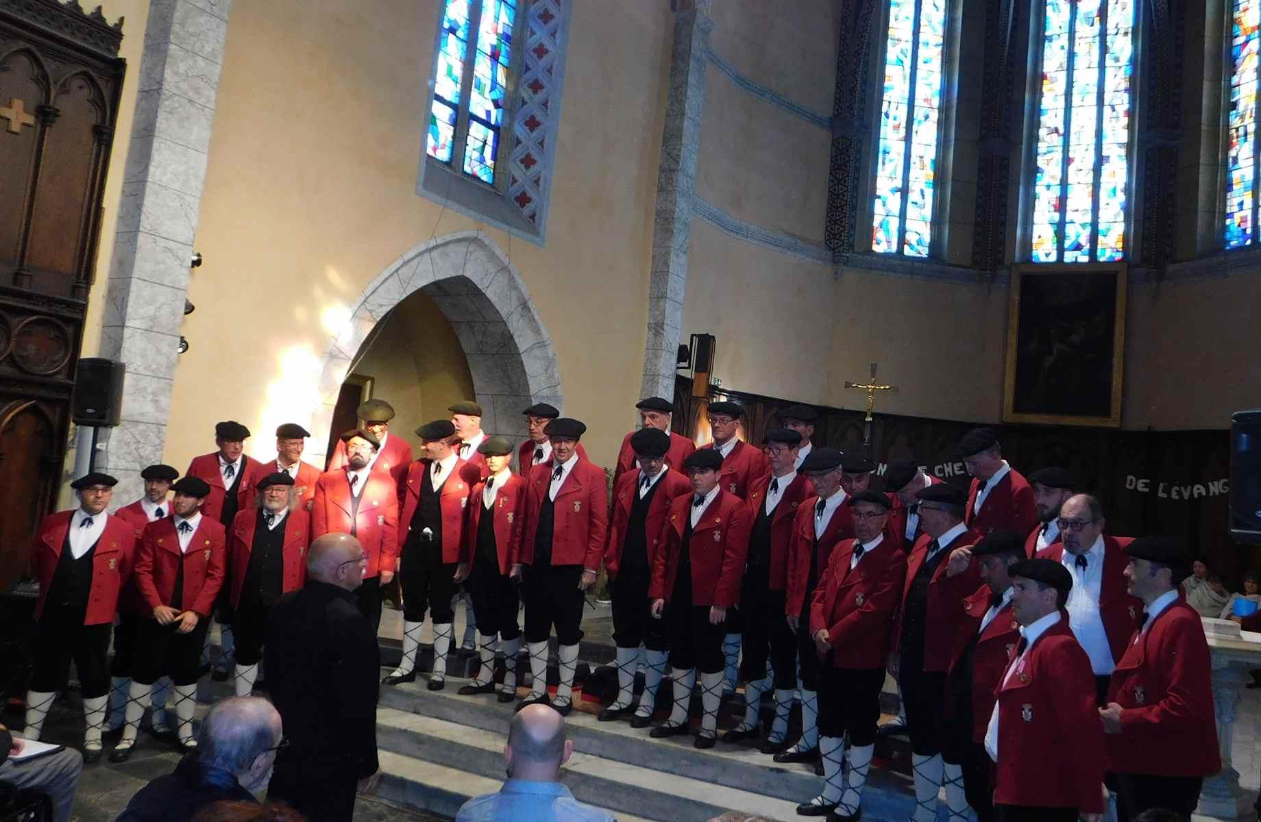 Les Chanteurs Pyrénéens