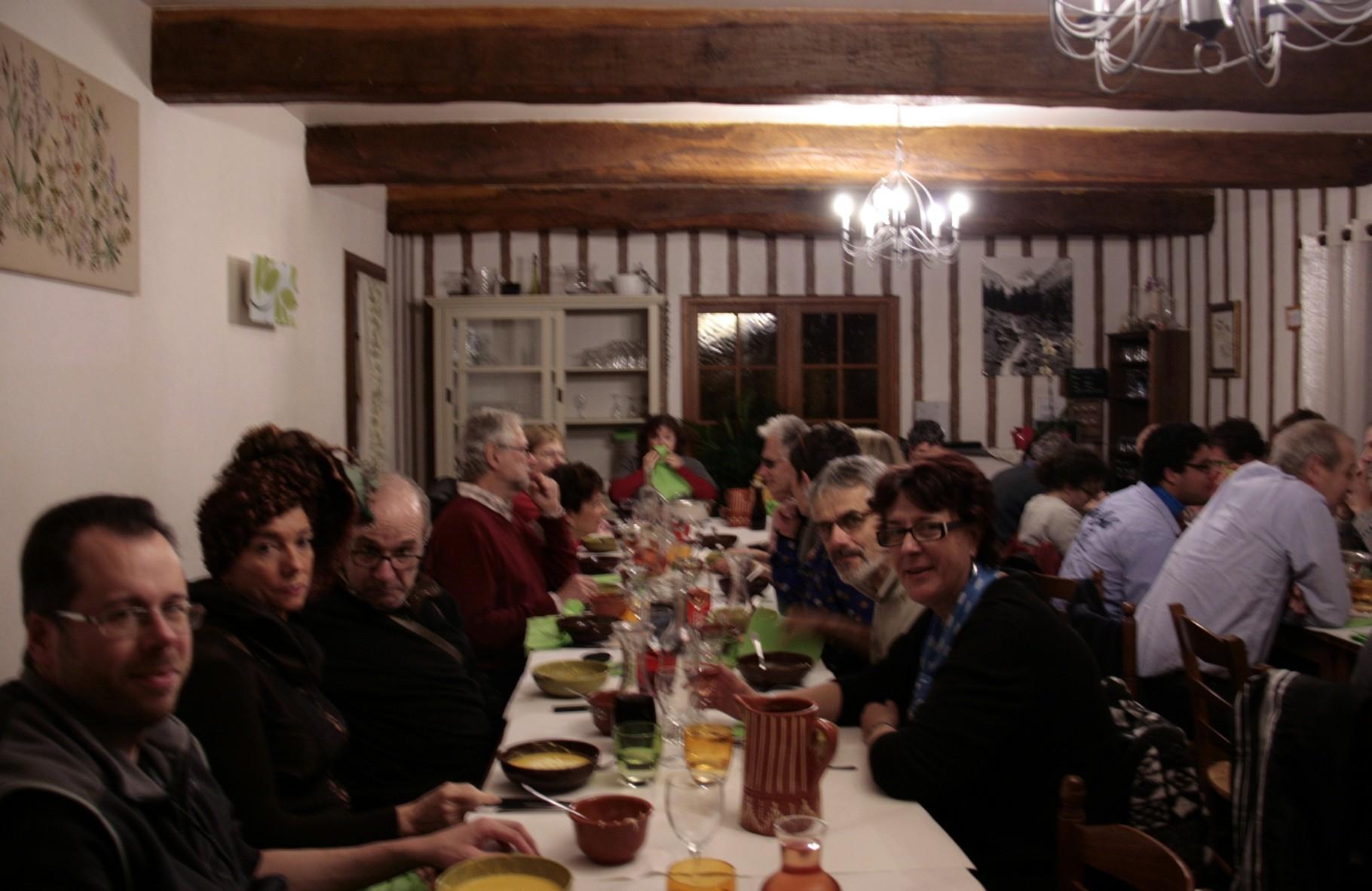 Un excellent souvenir au Restaurant Le Cabalou à Momères