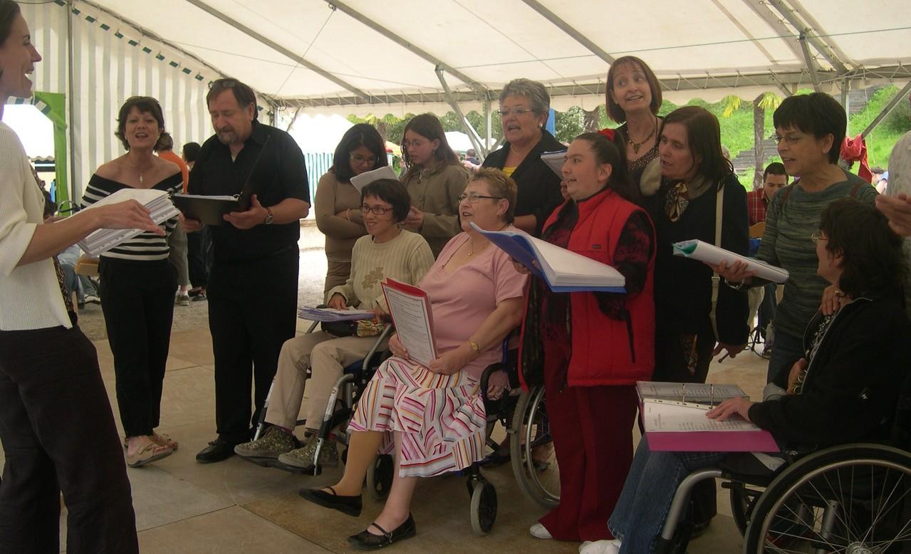 Festival du Handicap Capvern 2007