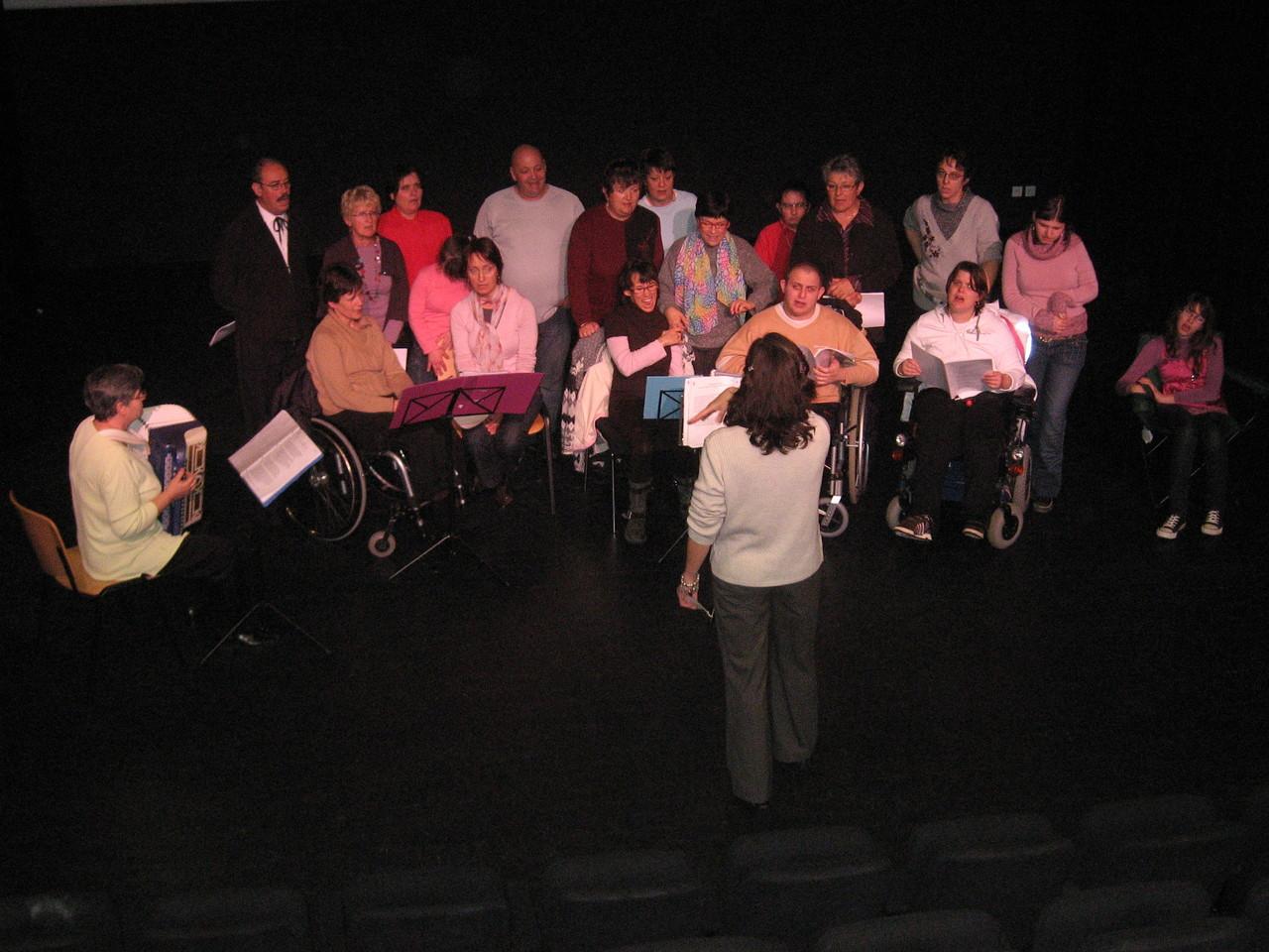 Toulouse rencontre de quartier Valides non Valides le 15 avril 2009