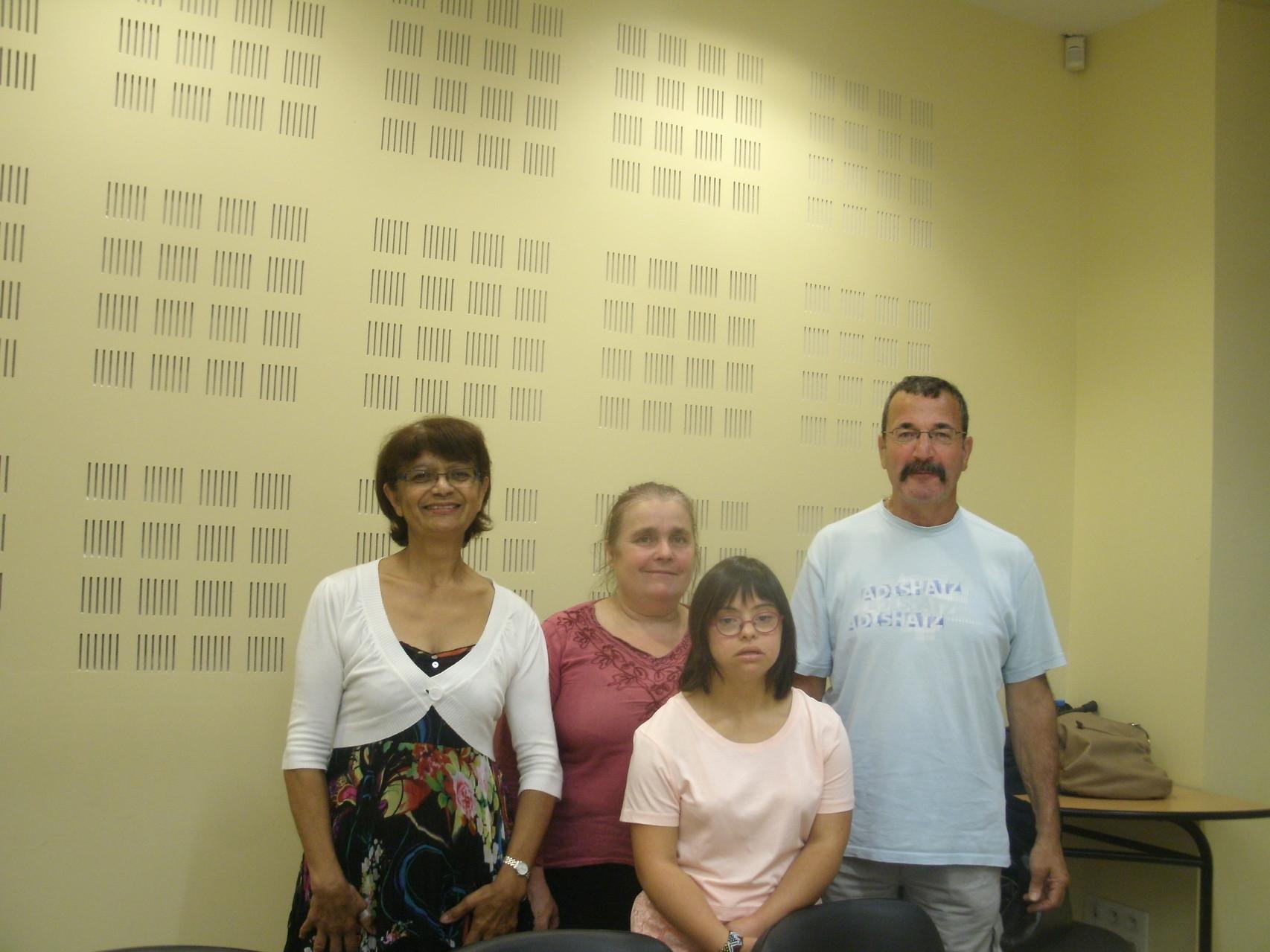 le 17 Octobre 2014,Assemblée Générale et Anniv de 4 membres de Solencoeur