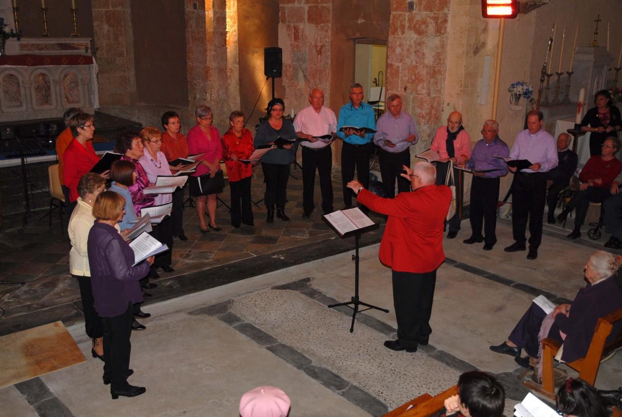 Chorale Béarn Bigorre de Vic en Bigorre