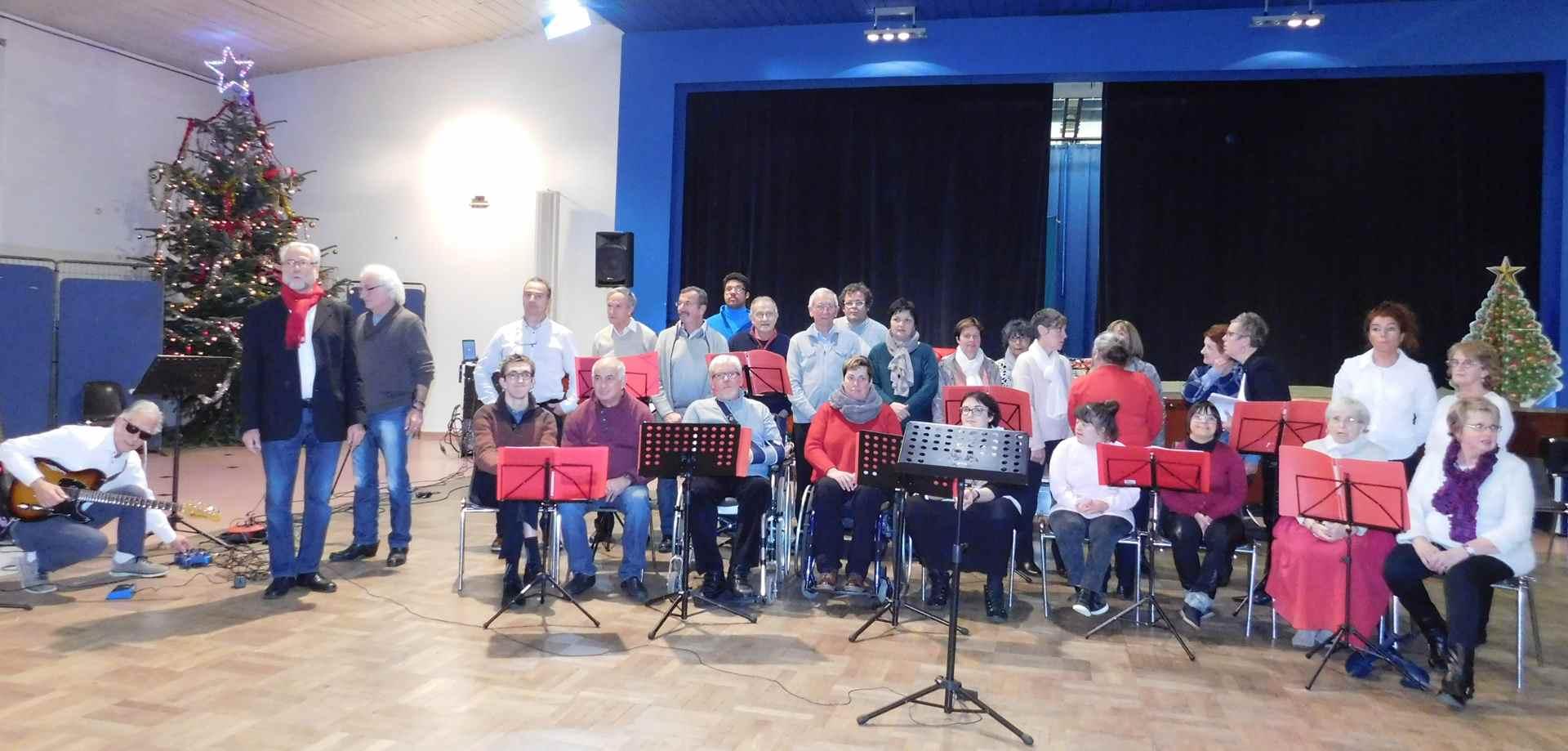 Concert pour le Noel des Associations Caritatives de Lannemezan