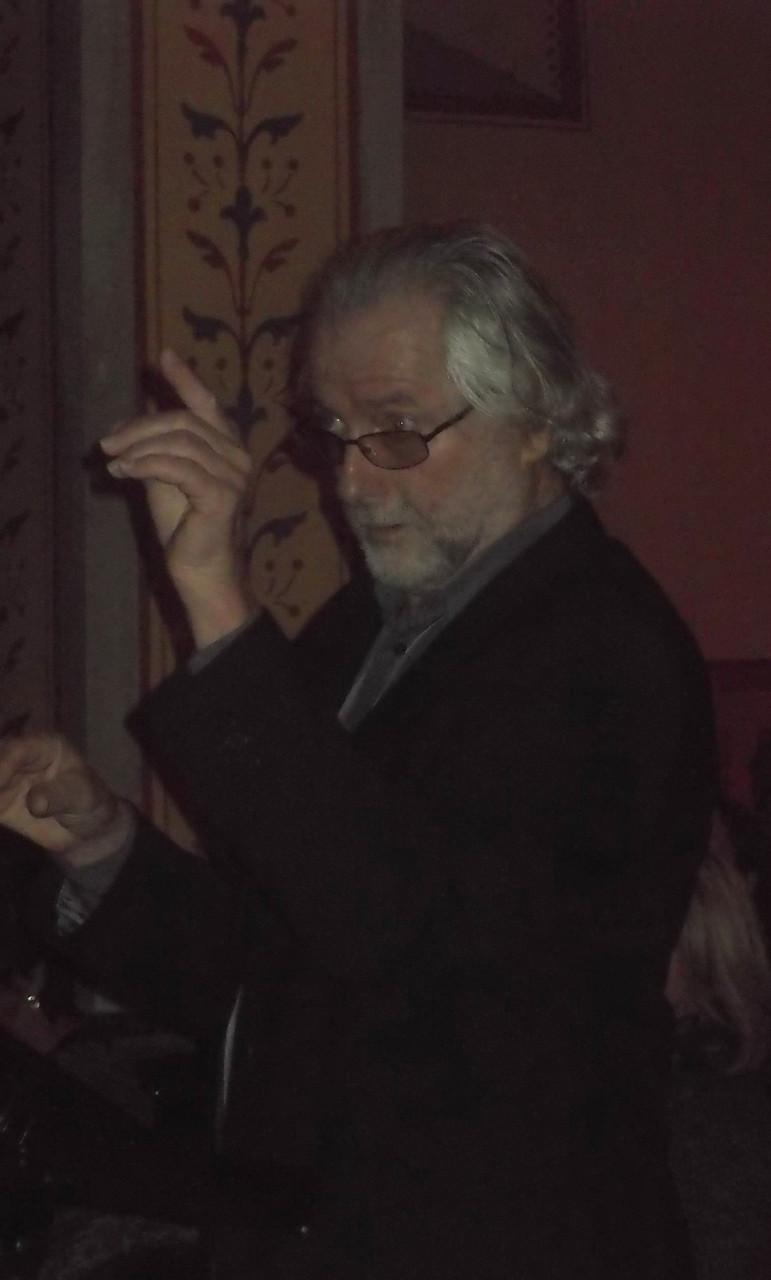 Alain Gimenez chef de Choeur des 3 chorales