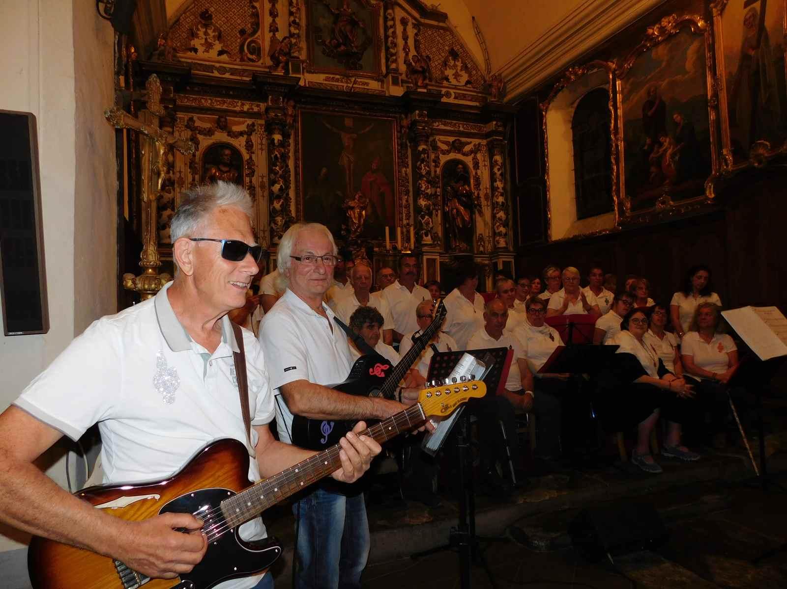 Concert à l'Eglise de Bazet le 20 Octobre 2017