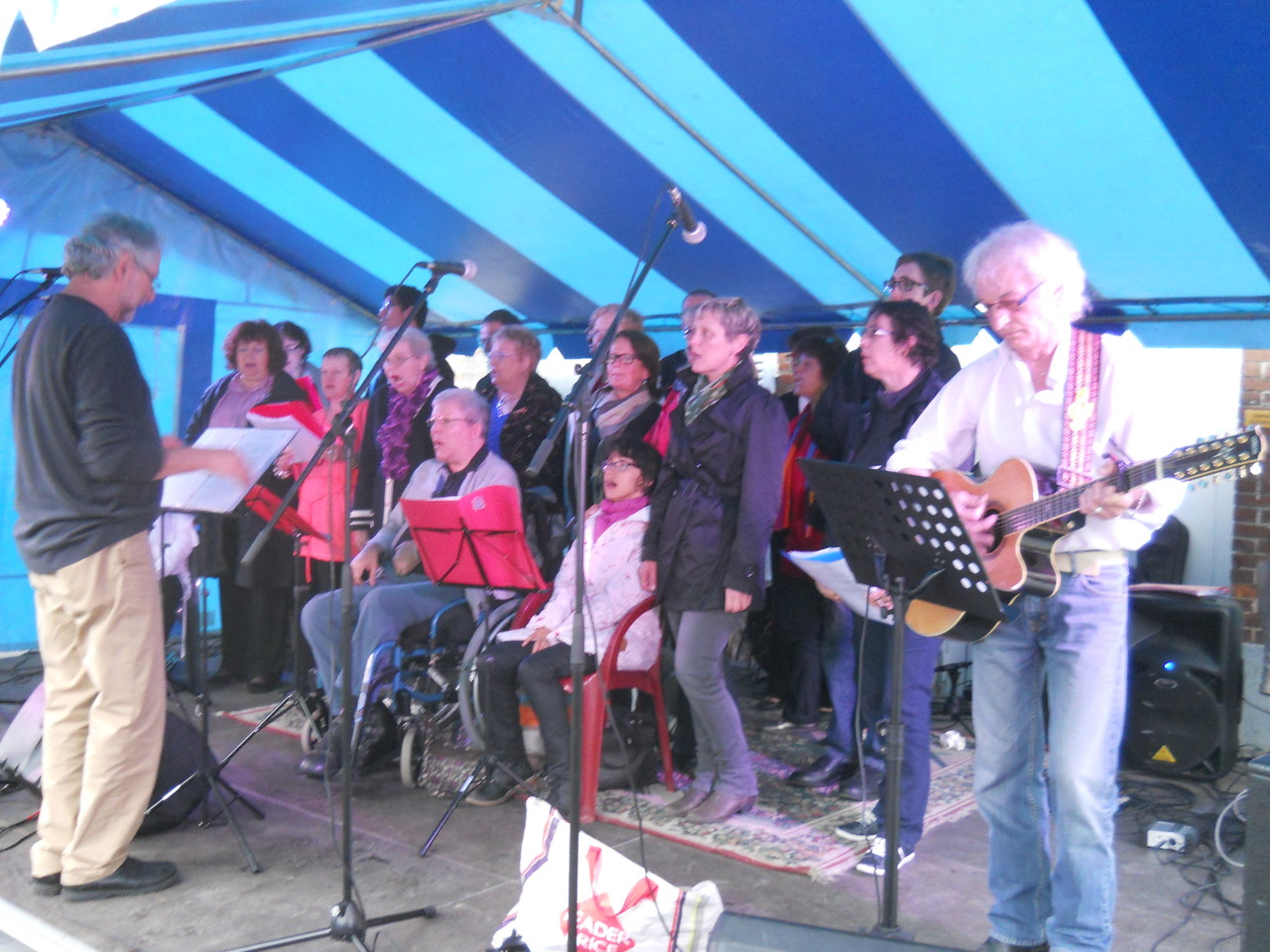 Concert de la Fête de la Musique le 21 Juin 2013 à Tarbes