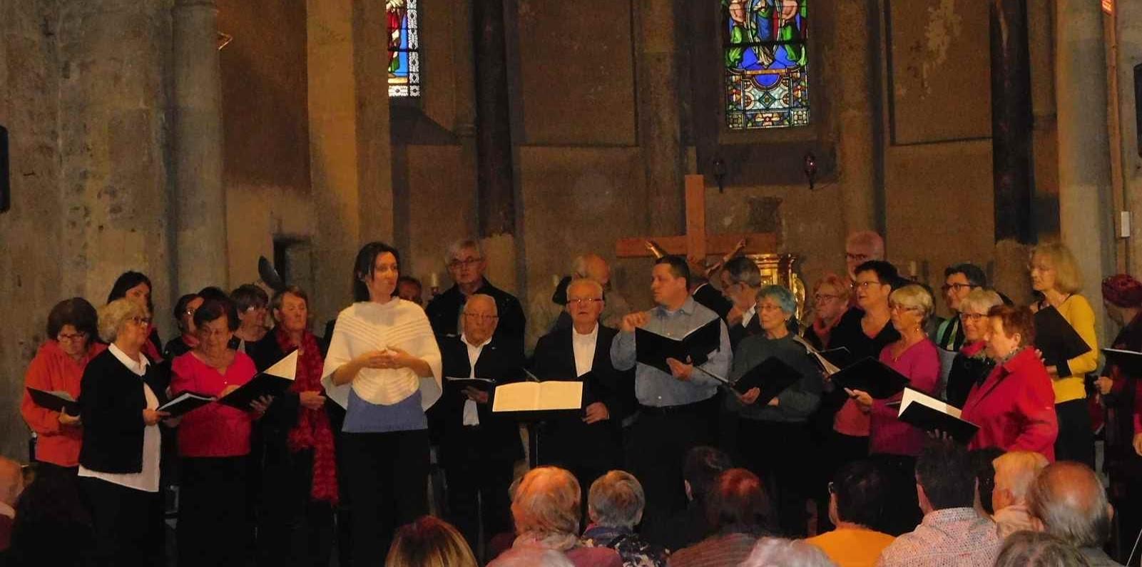 La Chorale Cantadour de Maubourguet
