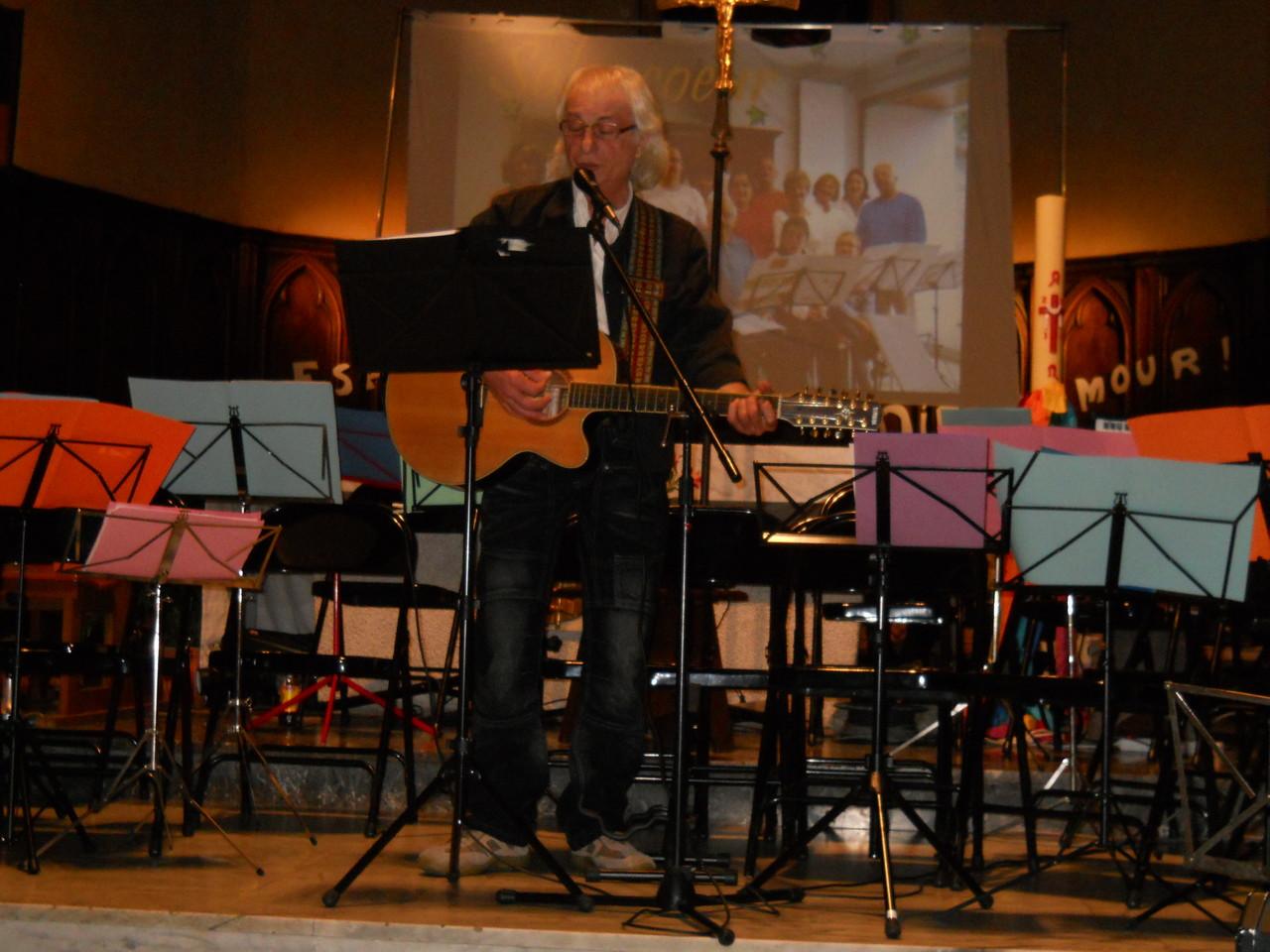 Eglise de Bagnères  au profit de l'association St Vincent de Paul 10 février 2012