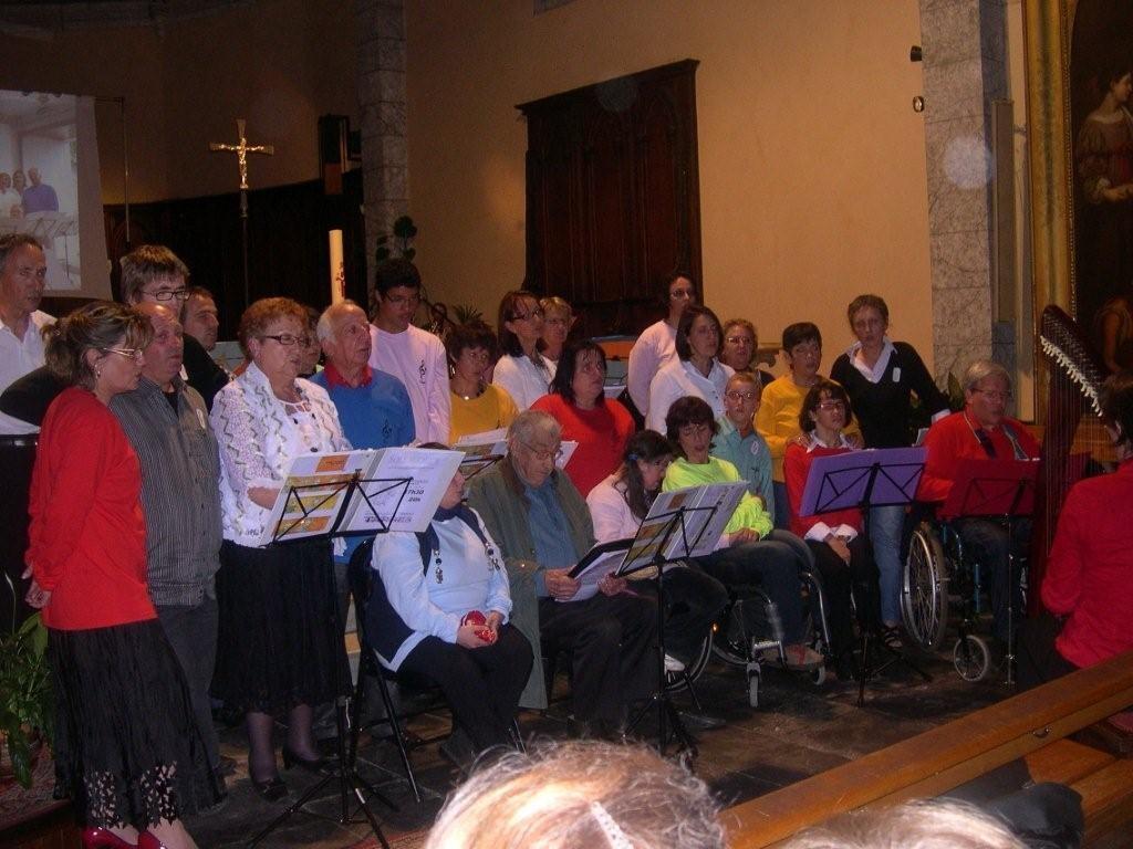 Concert 10 juin 2011 avec l'école de musique de Juillan