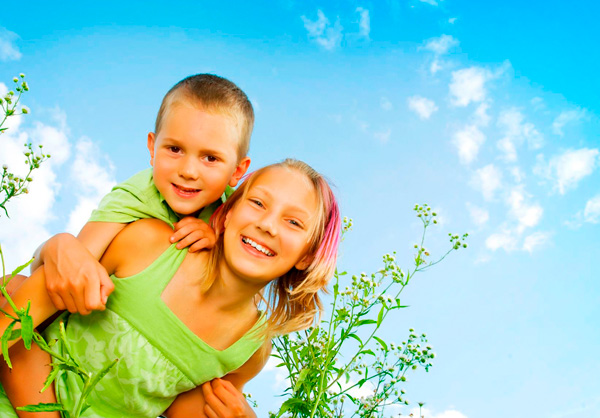 Heilpädagogisches Angebot für Kinder
