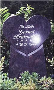 Coromandel Herzstele - poliert, Inschrift vertieft