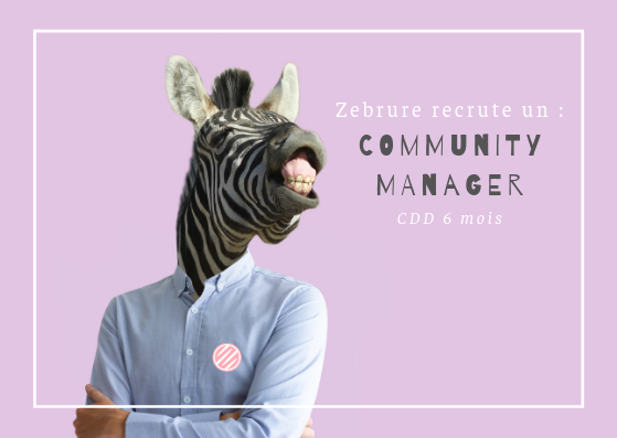 job CM community manager pau 64 septembre 2019