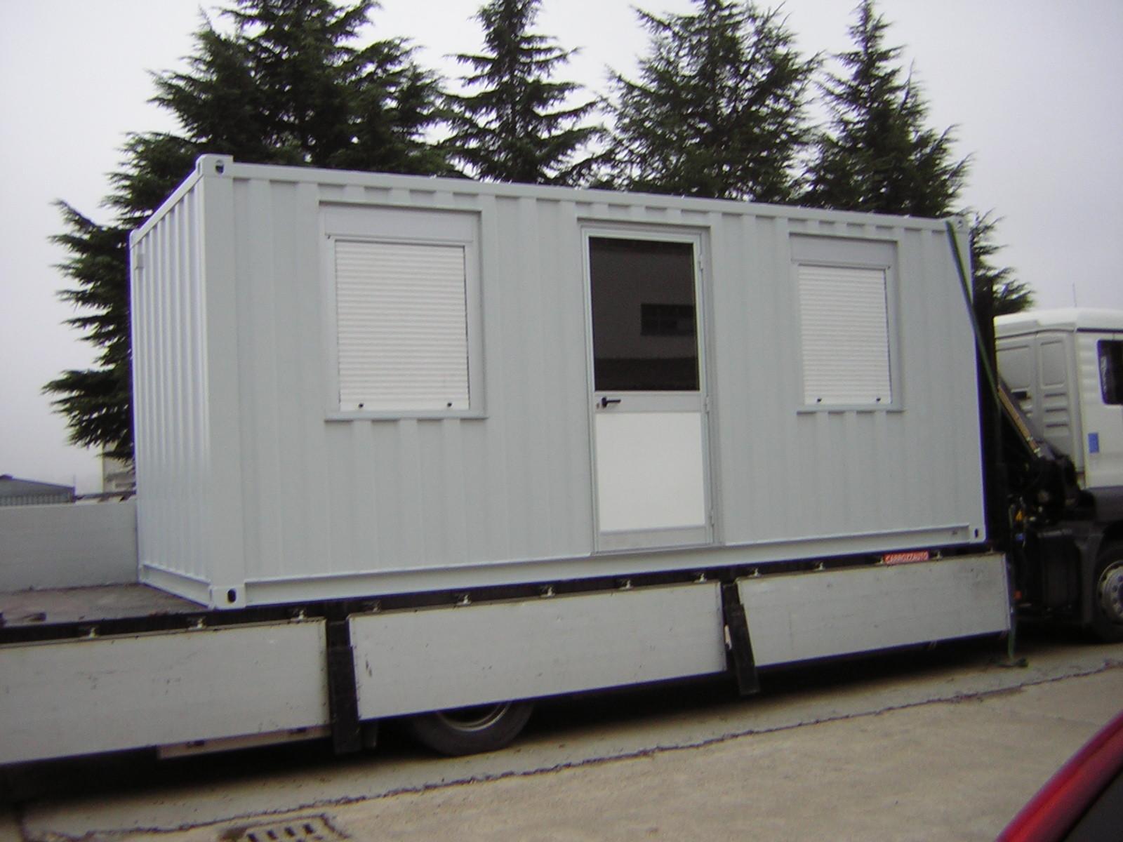 containers iso coibentati ad uso abitativo e tecnologico