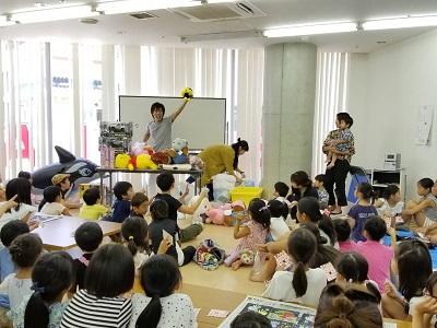伏見区・宇治市英会話教室で八月の英語イベントがありました