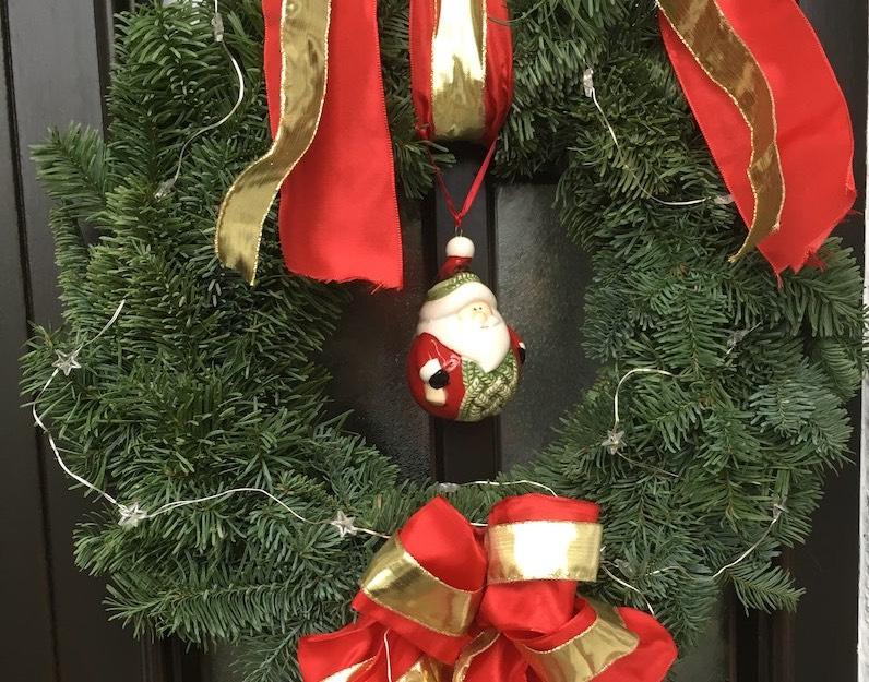 Weihnachts- und Neujahrsgrüße des Vereins