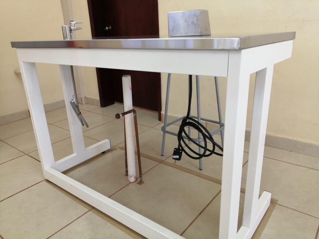 Mobiliario para laboratorio escolar