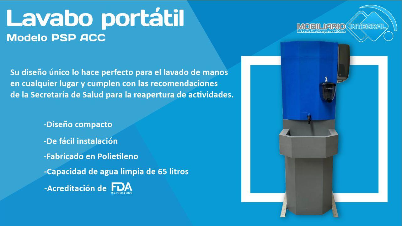 lavamanos portátil plástico