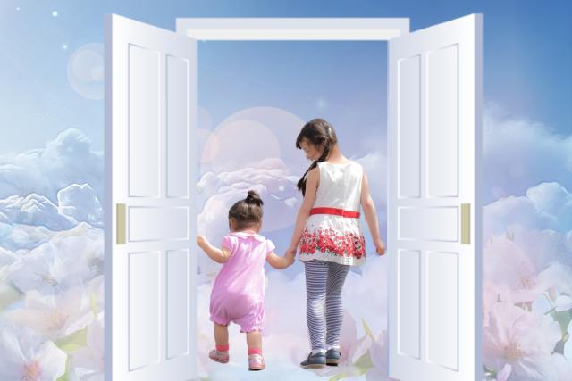 内なる子どもと共に進む