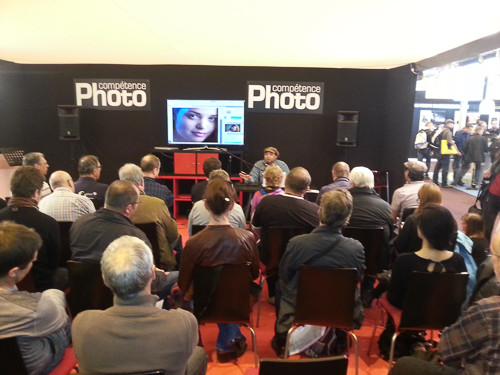 CONFÉRENCE COMPÉTENCE PHOTO SALON DE LA PHOTO PARIS 2015