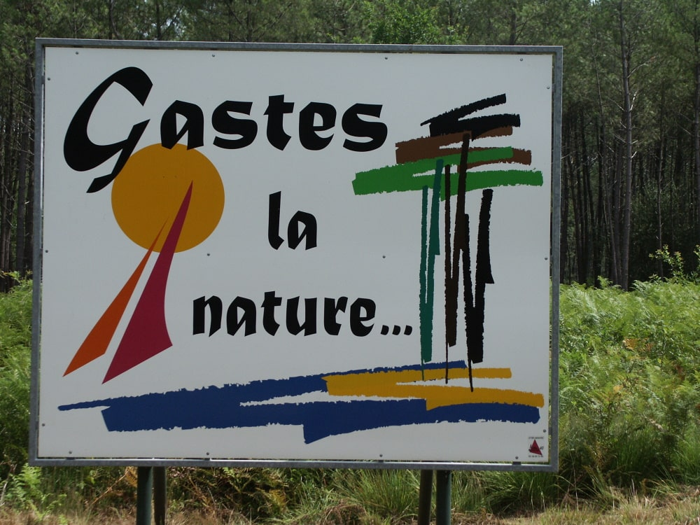 Bienvenue à Gastes (40160) sur la cote landaise