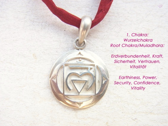 Das Wurzelchakra - Das Chakra für Kraft, Mut, Leidenschaft