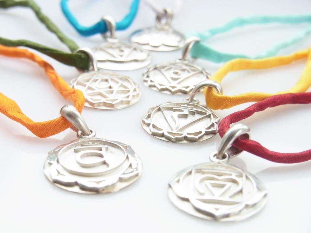 Chakra Symbole sind der Trend des Jahres