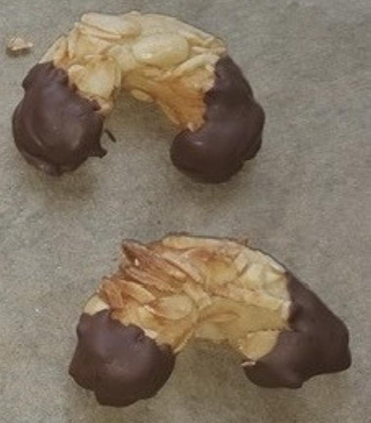 Marzipanhörnchen