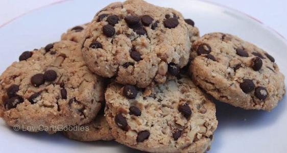 Schokosplittercookies