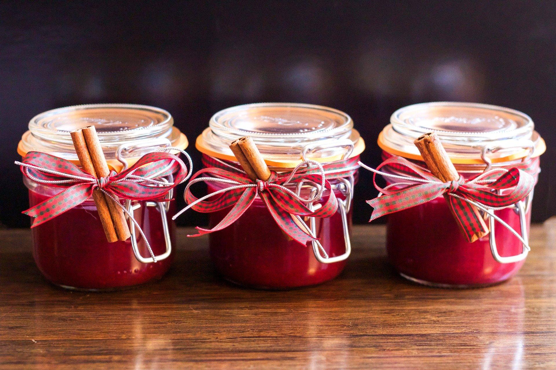 Winterliche Marmelade