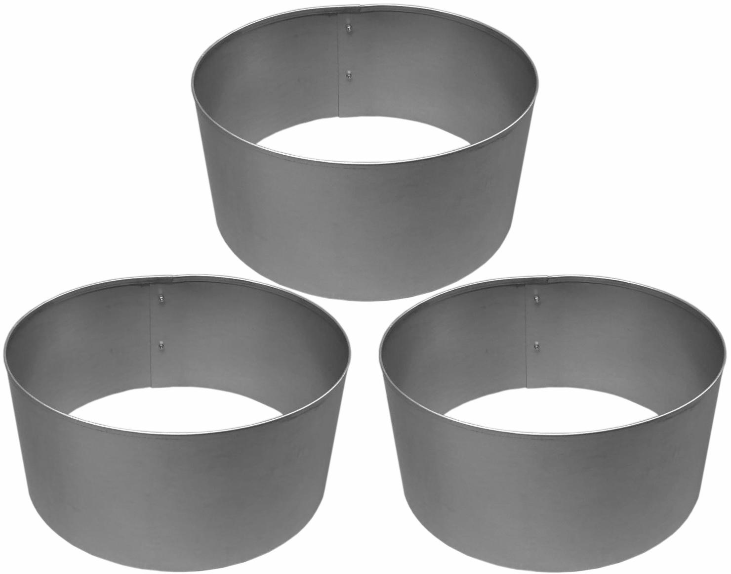 Rasenkanten Fixierstab zum Formen von Kreisen und Linien