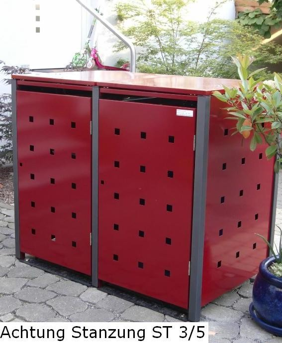 m lltonnenbox 240 liter m lltonnen made in germany. Black Bedroom Furniture Sets. Home Design Ideas