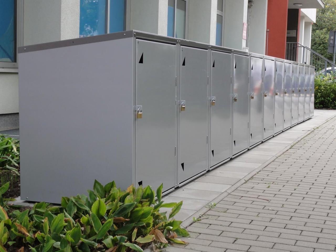 Rollatorboxen Reihe