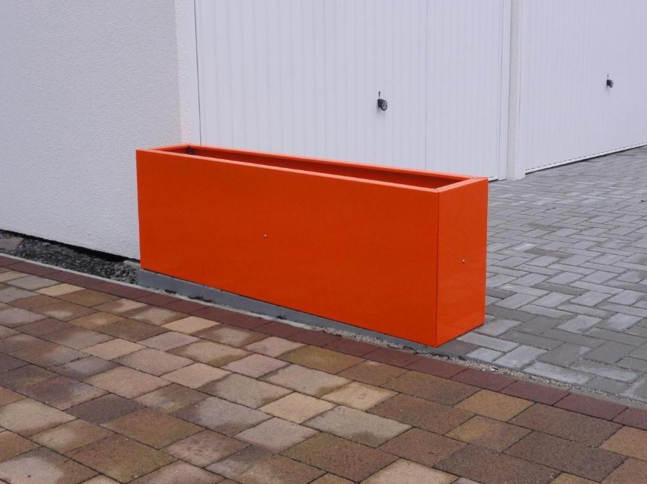 Hochbeet Serie Urban 1,5m x 0,3m