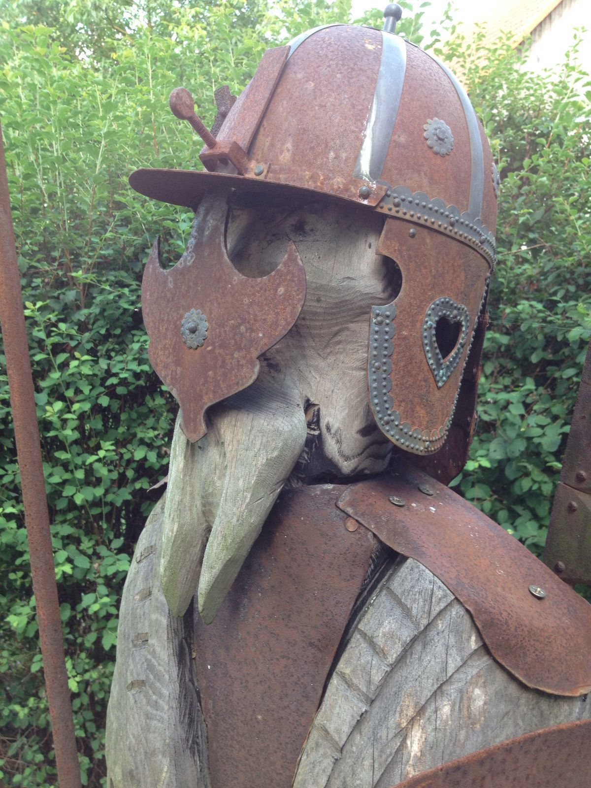 Ritter um die (H)ecke