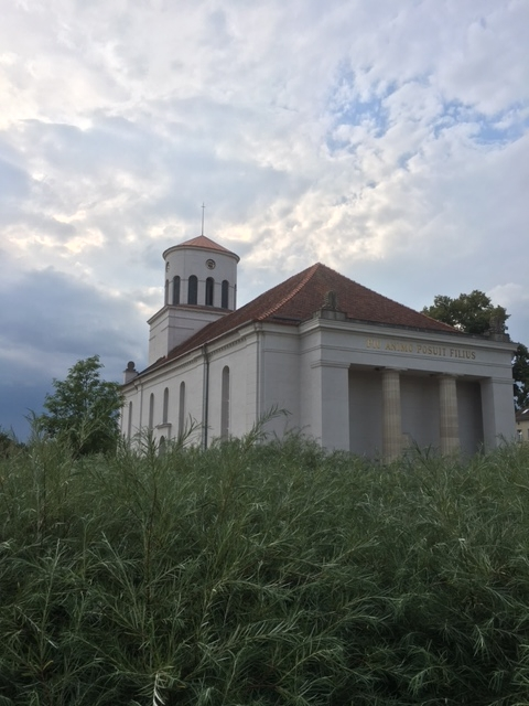 Schlosskirche Neuhardenberg