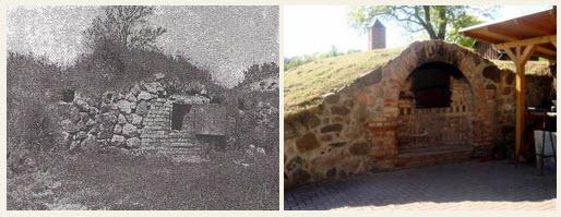 Historische Backöfen Dorffest Gabow