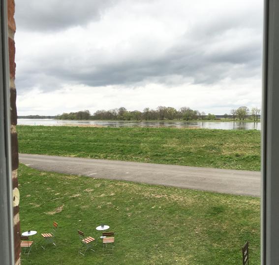 Blick auf die Oder
